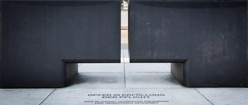 Header Denkmal der Exekutive