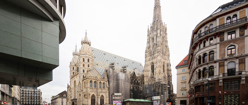 Header Stephansdom