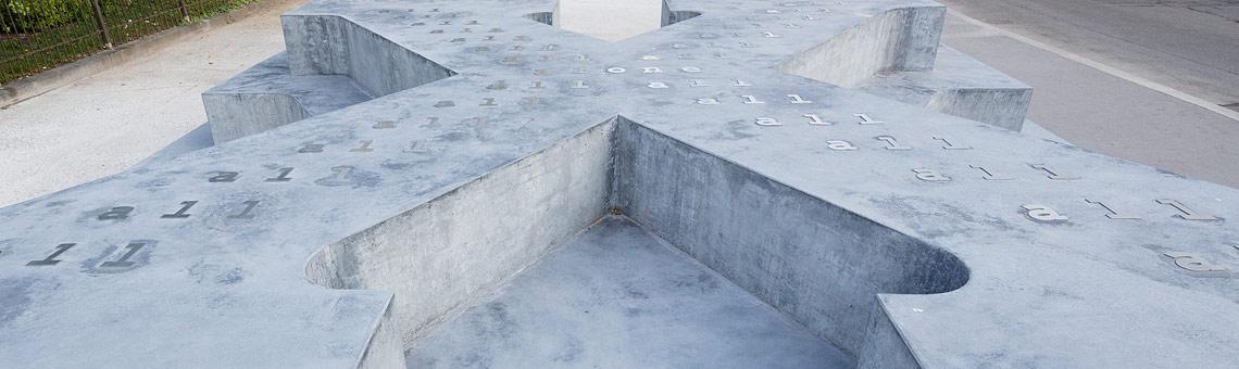 Slider Deserteursdenkmal