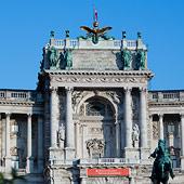 Detail Heldenplatz