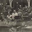 Sitzung der verfassunggebenden Nationalversammlung im Parlament © ÖNB (118.074C)
