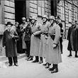 Wien, SS-Razzia bei jüdischer Gemeinde © Bundesarchiv, Bild 152-65-06A / Fotograf: unbekannt / Lizenz CC-BY-SA 3.0