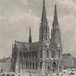 Die Votivkirche in Wien © ÖNB (Pk 1131, 2275)