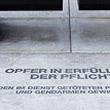Denkmal der Exekutive © MKÖ / Sebastian Philipp