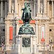 Reiterdenkmal Prinz Eugen © MKÖ / Sebastian Philipp