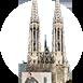 Icon Tournavigation Votivkirche und Vorplatz